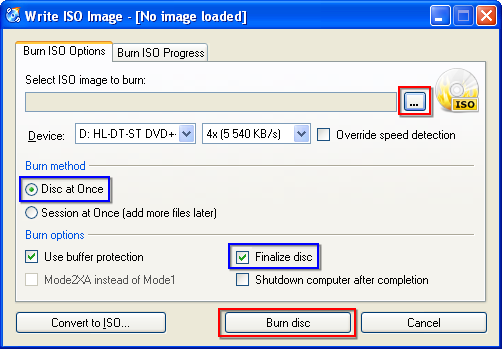 Cdburnerxp Burn Iso Images To Disc
